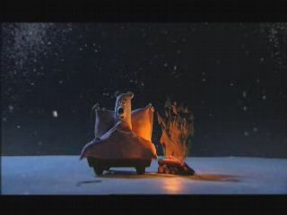 Polar Bear Heating - The Animals save the Planet (Aardman)