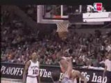 NBA assist of the night, April 19 th 2008, Boris Diaw