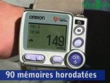 Tensiometre de poignet Omron R7 chez Medistore