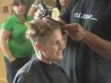 Julies Buzzcut For Cancer