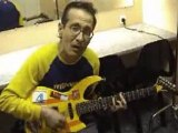 Wampas - didier prof de guitare