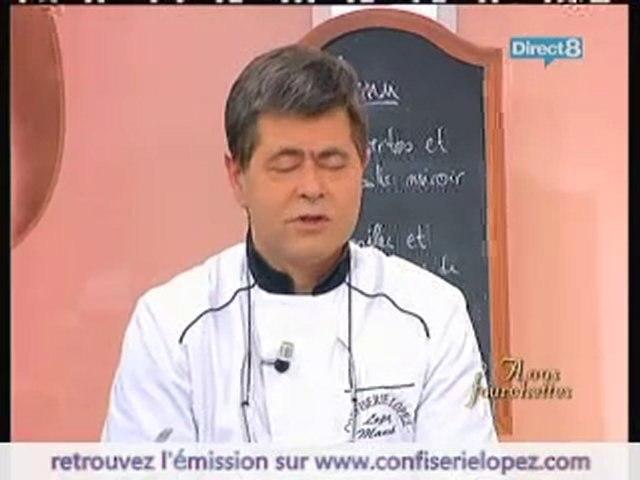 A vos fourchettes avec manuel Lopez Partie 01