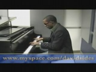 """Mariah Carey - Touch My Body By """"David Sides"""" Piano"""