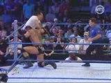 WWE Batista vs Deuce&Domino