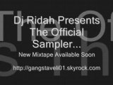 Dj Ridah Presents The Official Sampler...