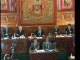 Le Dalaï-lama citoyen d'honneur de la Ville de Paris