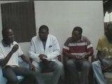 PRESENTATION DU PROJET  (CONGO BRAZZAVILLE)