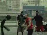 Pub Nike Basket Stickman Freestyle Gary Payton