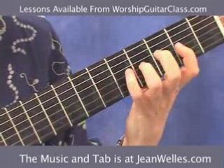 Guitar Scales – Learn to play a C scale