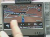 Archos 605 GPS - Save your current position into the History