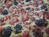 Clafoutis aux fruits rouges