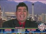 MLB Arizona Diamondbacks @ San Diego Padres Preview