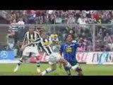 Intervista Alex Del Piero Atalanta - Juve 4-0 cuorejuve.it