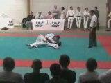 Championnat de zone FSGT Judo Minime