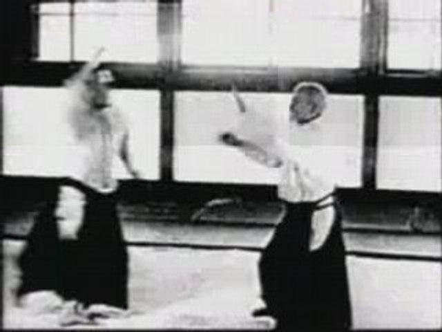 Aïkido Morihei Ueshiba