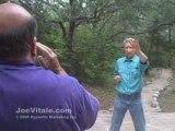 Joe Vitale learns a Quick Tai Chi Routine