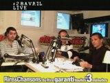 28/4 : Sarkozy, Tunisie, Carla et Barbelivien