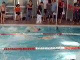 Coupe départementale Poussins 50m nage libre Clément D.