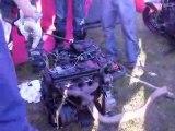 Barjos aux 24h du Mans moto 2008