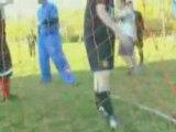 régis joue o football