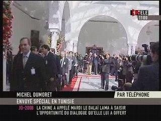 SARKOZY CONTRATS EN TUNISIE