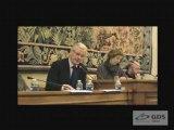 Colloque Mondialisation Rechauffement climatique - M.BARNIER