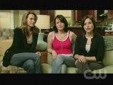 One Tree Hill CW hilarie burton sophia bush bethany exclusiv