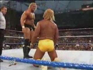 Wrestlemania.VIII - Hulk Hogan Vs Sid Justice - (2 2)