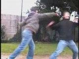 KUNG-FU ATTACK !!