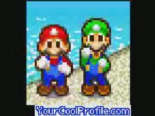 Mario and Luigi dancing to a Truck driving song!