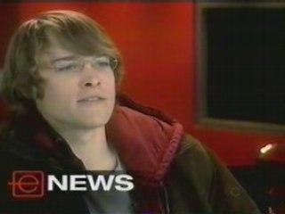 Interview Jamie (ETalk Daily) 05/2008
