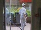 M6 Lyon -Idir travailleur sans papiers espere regularisation