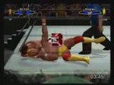 Randy Orton vs. Hulk Hogan SvR '07