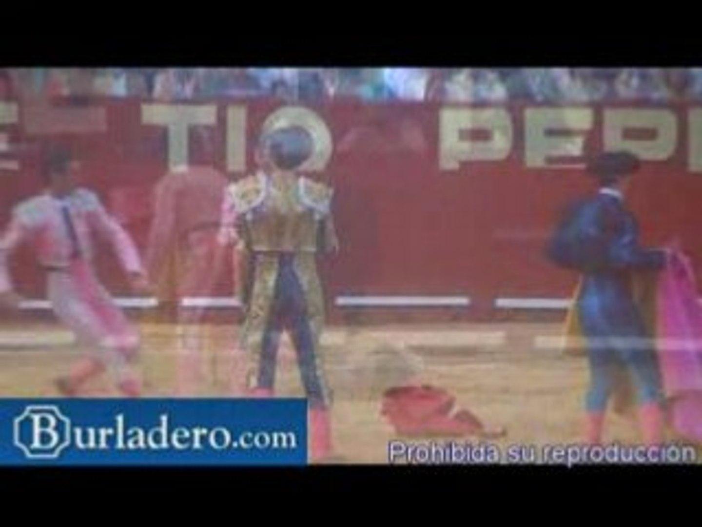 José Tomás, herido grave en Jerez