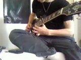 guitare débutant essai 1 canon rock
