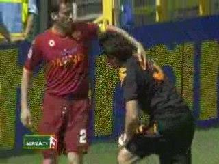 Day 36: Sampdoria-AS Roma highlights