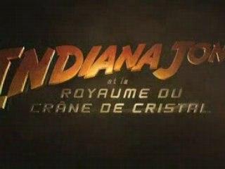 Indiana Jones 4 - Spot inédit !