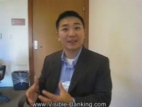 Interview with Credit Karma at FinovateStartup 08