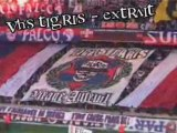 Tigris Supporters Ultras Virage Auteuil Psg