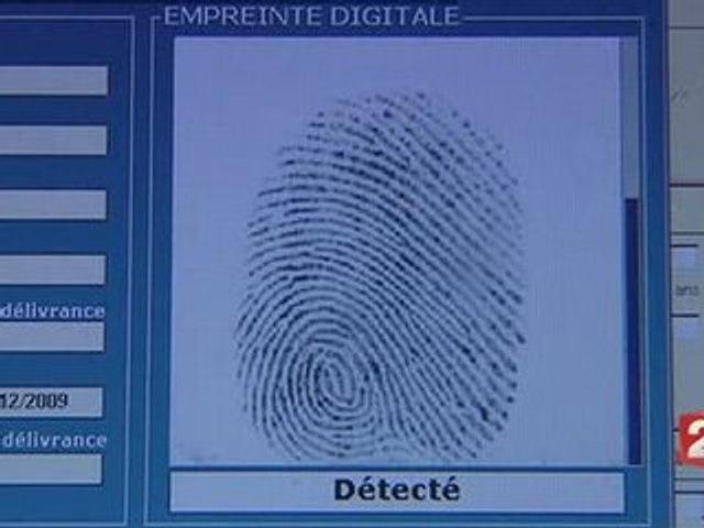 Passeport Biometrique - 05-05-2008 - JT France 2