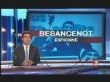 Olivier Besancenot: Espionné