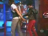 080505 Rain dance-off with Stephen Colbert