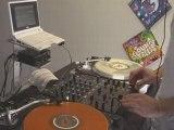 MixVibes DVS pack on EeePC