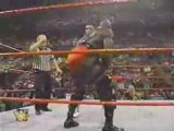 wwe Raw 11-10-97 Marc Mero vs Ahmed Johnson
