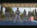 démo baraban taekwondo taek one gerland