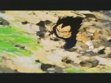 Amv dbz vegeta battle goku