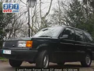 Occasion Land Rover Range Rover DARNÉTAL