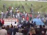 ultras Bastia Paris 2003-2004 incidents football