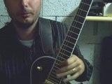 Some Blues w/ Gibson Les Paul Supreme