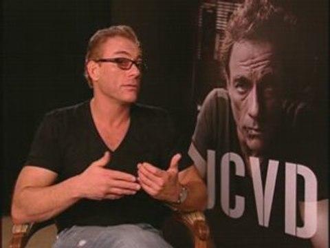 JCVD - JEAN-CLAUDE VAN DAMME - INTERVIEW